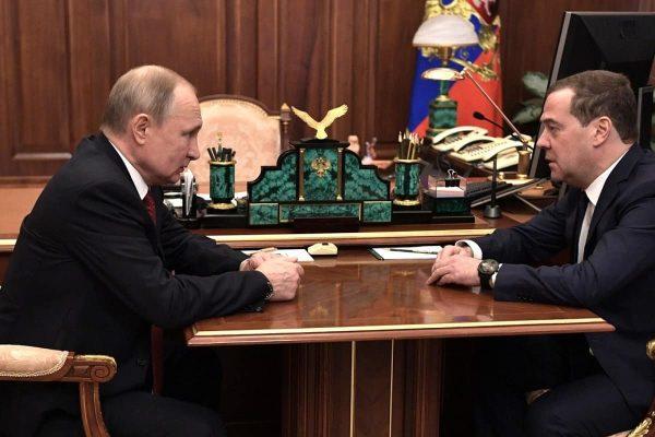 Putin Eliminates the Medvedev Faction From the Kremlin