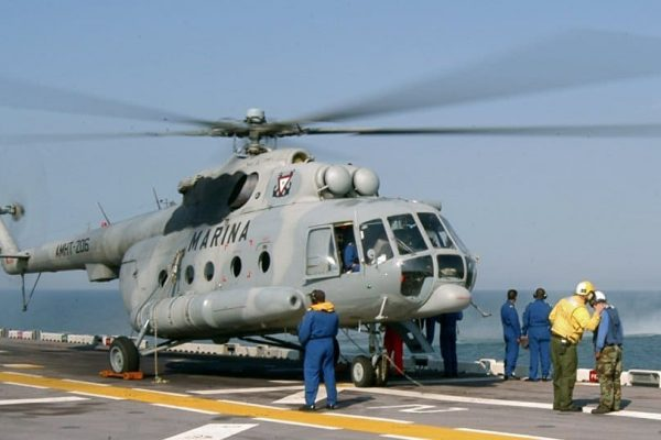 US Told Mexico Adding to Its Fleet of Russian Helicopters Could Mean Sanctions