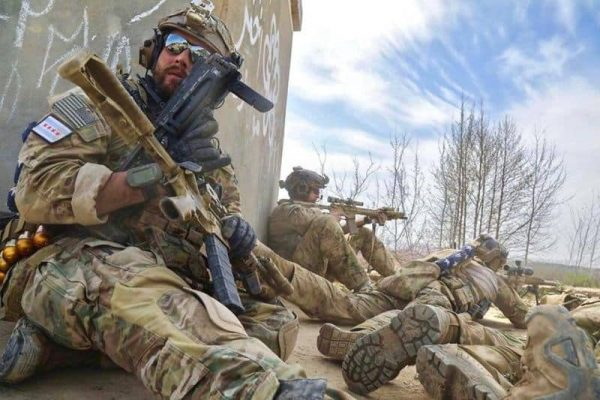 Multiple Green Berets Dead After Afghan Policeman Turns Machinegun on US and Afghan Special Forces