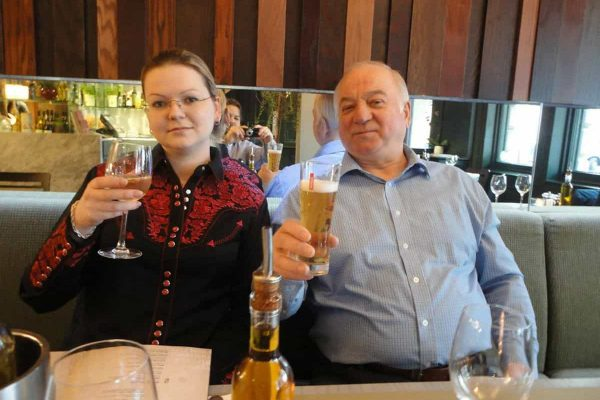 Skripal in Prison — The First Book to Report the Truth