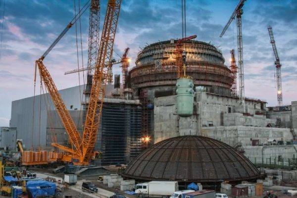 Russia Lends Egypt $25 Billion for a Massive Nuclear Power Plant It Will Also Build