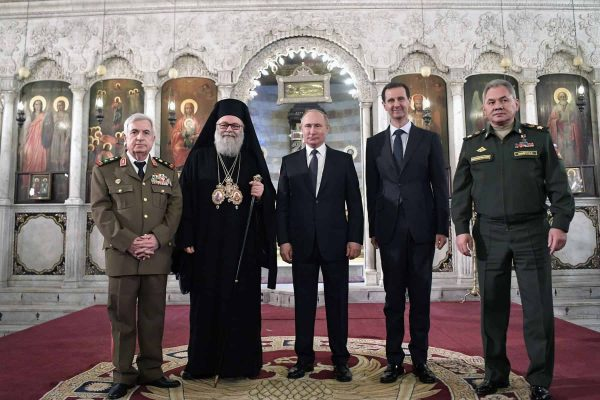 Russia's National Mission: To Forge a More Congenial World Order