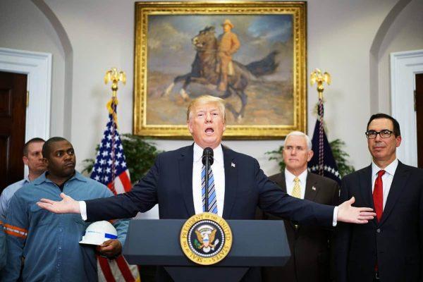 Trump's Steel Tariffs Start Cascade of Downstream Pain