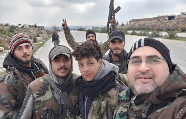 Undeterred by Arrival of Turkish Military the Syrian Army Continues Advance, Cuts Key Highway, Reaches Edge of Saraqib