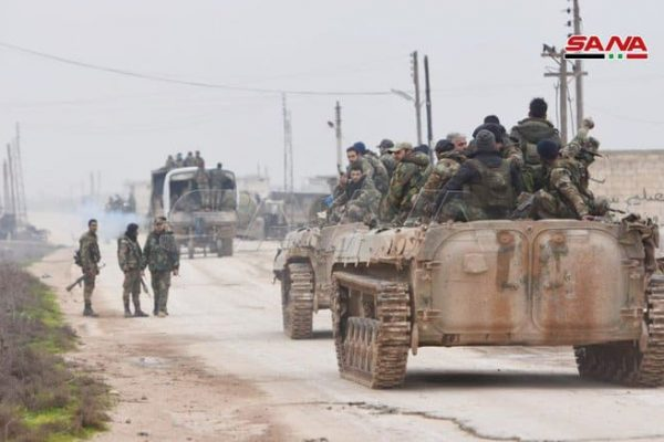 Military Genius Erdogan Gets Hundreds More of His Troops Encircled in Syria