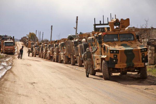 Turkey's NATO Military Is Now Al-Qaeda's Artillery Corps