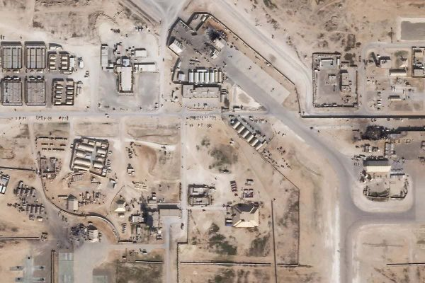 Iranian Strike on US Base Was Modeled After Trump's Syria Strikes
