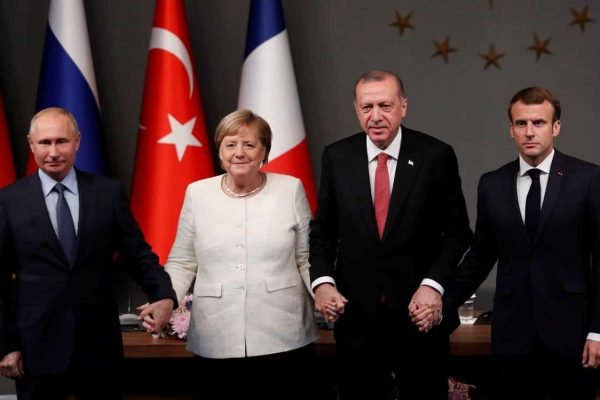Erdogan Has Been Telling Everyone and Their Mother He Is Meeting Putin on the 5th. Putin Says Has No Plans to Meet Him