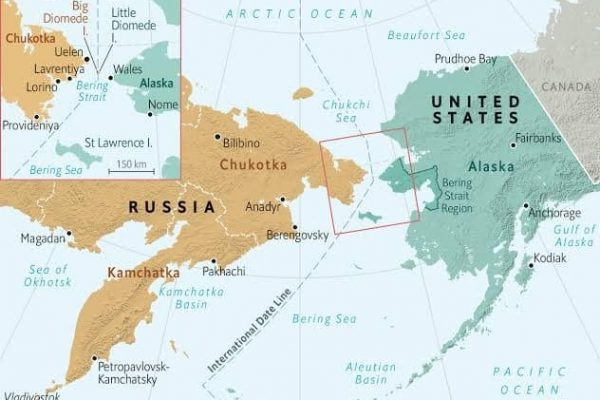 Moscow May Soon End 'Provisional Enforcement' of 1990 Bering Strait Accord With US