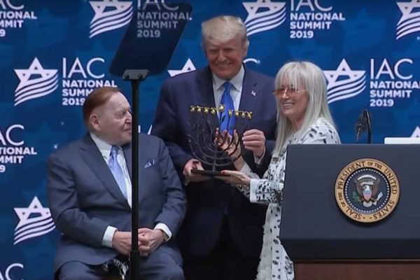 Trump's Palestine Plan Is a Calculated Effort to Strip Pro-Israel Jews From Democrats