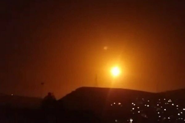Russia Says Airliner Was Forced to Land After Israelis Were Using It as a Shield in Syria Strikes (VIDEO)