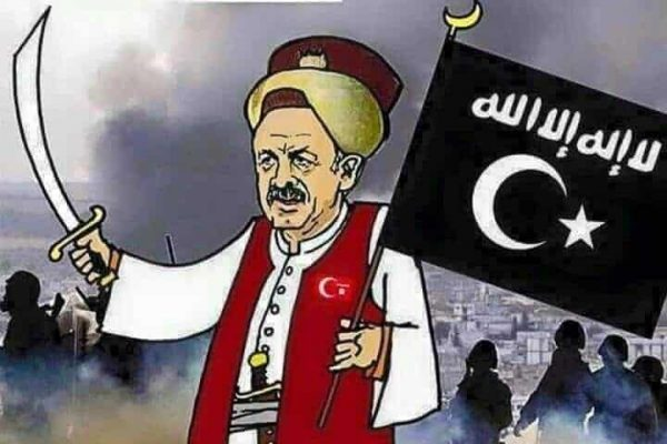 Erdogan Says He Issued Ultimatum to Putin for Syria to Relinquish Gains or He's Joining the War on AQ's Side