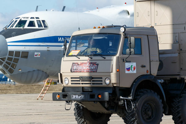 Supposedly Poland Denied Use of Airspace to Russian Aid Flights to Italy