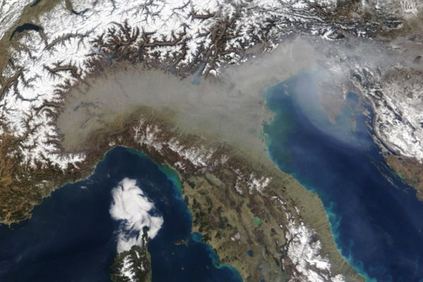 The Vast Majority of Italian Covid-Positive Deaths Are in a Region Infamous for Air Pollution