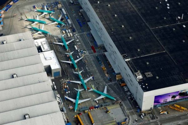 Boeing Crashes: $43 Billion in Share Buybacks Turn Into Existential Threat