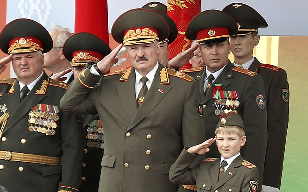 Belarus' Lukashenko Teases Moscow, Holds a Joint Military Drill With NATO UK