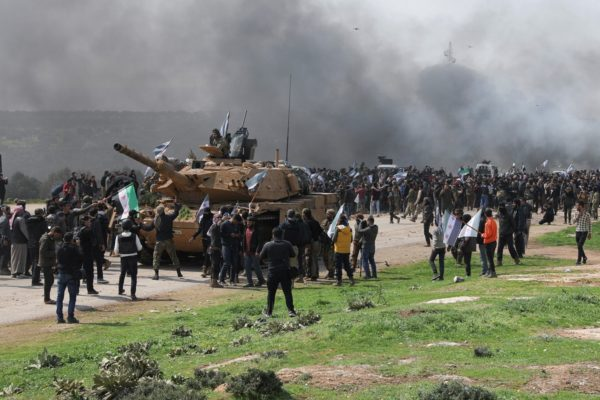 "Al-Qaeda Splinter Kills Two Turkish Troops in Syria, Turkey ""Retaliates in Proportion"""