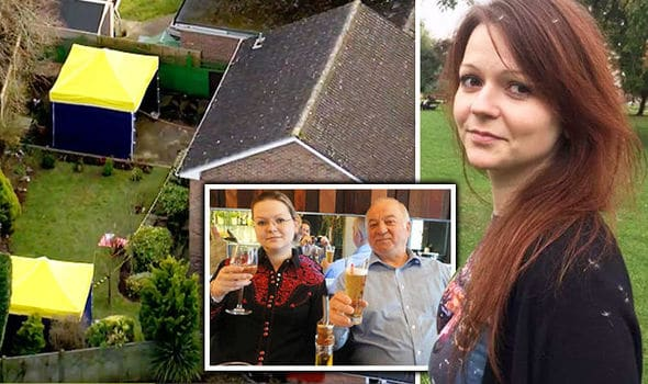 """Sergei and Yulia Skripal """"Desperate"""" and """"Under House Arrest"""" in Britain — The Sun"""