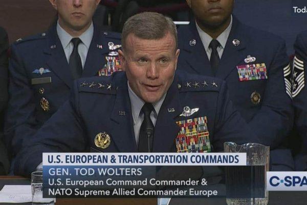 "Commander of US Forces in Europe Tells Senate He Is ""a Fan of Flexible First Strike"" vs Russia"
