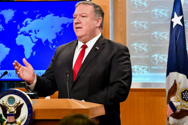 Pompeo Confirms He's Salty He Didn't Get to Fight Russia to the Last Turk