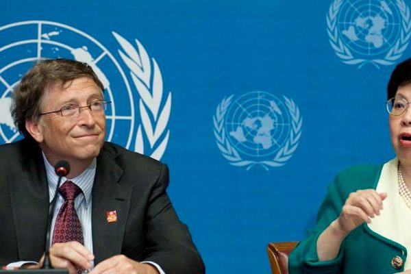 Gates Foundation Is WHO's Second Largest Funder After the US Government